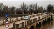 Edirne'de Tunca ve Meriç köprüleri trafiğe kapatıldı!