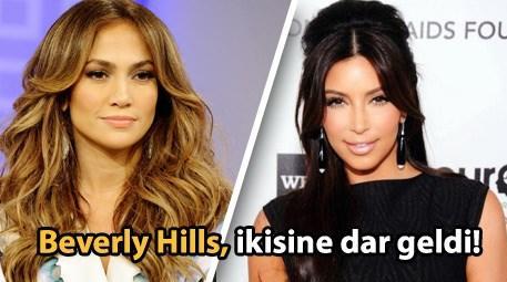 Jennifer Lopez, Kardashianlar'ın mahallesinden taşınıyor!