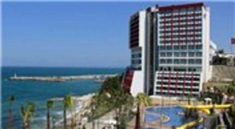 E7 Grup, Sky Tower Otel'ini tanıtacak!