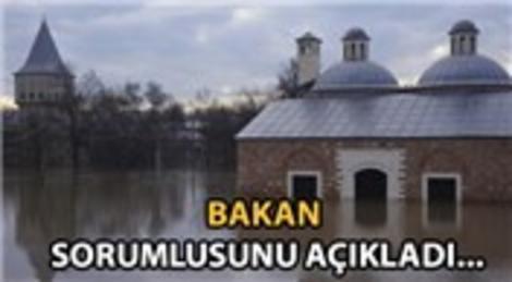 Edirne'de sel felaketi hayatı felç etti