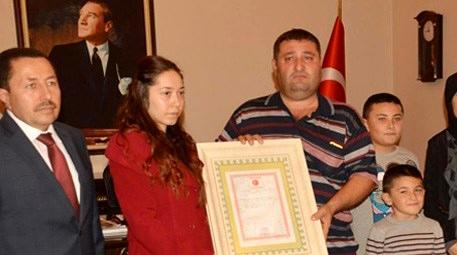 Evini şehit ailesine bağışlayan gurbetçi, Erdoğan'la görüşecek