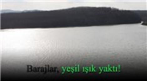 İstanbul'un yağmuru bereketli geldi! Doluluk oranı...