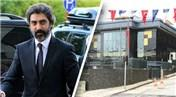 Necati Şaşmaz, Çamlıca'daki ofisine taşındı