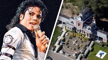 Michael Jacksonın evi
