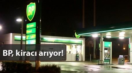 BP akaryakıt istasyonu
