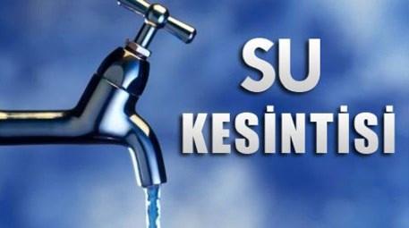 İSKİ su kesintisinin ne zaman biteceğini açıkladı