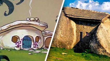 Çakmaktaş'ların evine turistler akın ediyor!