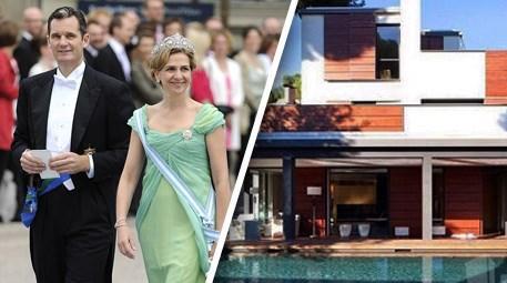 Yolsuz prensesin Barcelona'daki evi satılıyor!