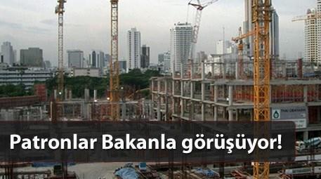 İnşaat sektöründen başkent çıkarması...