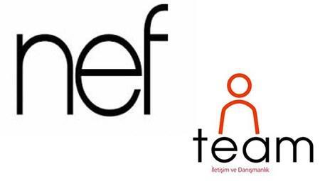 Nef - Team İletişim logo