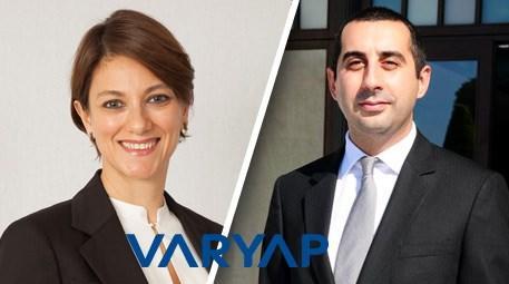 Özlem Çadırcı ve Erkan Yılmaz Varyap'a transfer oldu