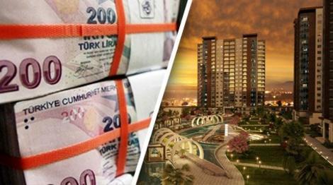 Türk inşaat sektörü yabancı fonların yakın markajında!