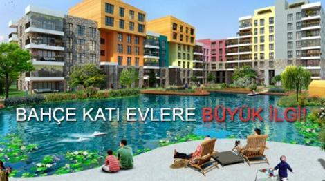 Aydos Country'de yeni evler satışa sunuldu