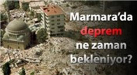 İstanbul'da deprem üretecek kadar gergin fay hattı yok!