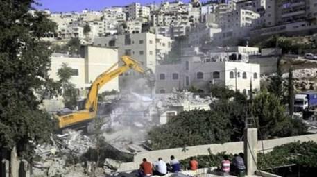 İsrail'den 64 yeni yerleşim birimi inşaatı!