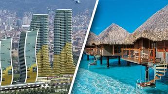 Dünyanın en iyisi İstMarina'dan Maldivler'de tatil hediyesi