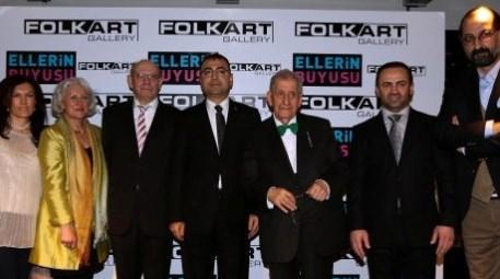Folkart Towers Sanat Galerisi açıldı!