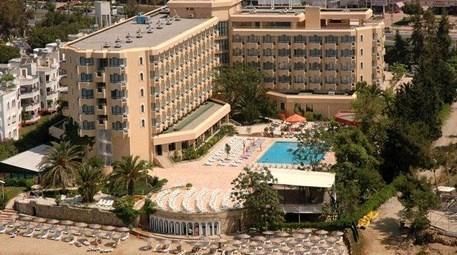 Alanya Alaaddin Otel'in arsası satılıyor!