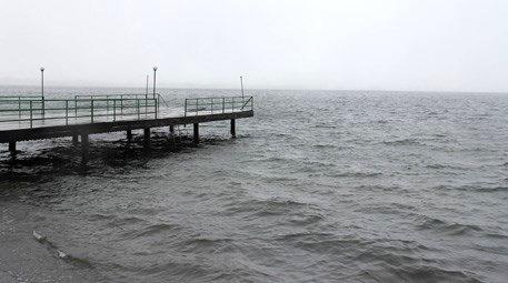 Sapanca Gölü'nde su seviyesi ve kalitesi yükseliyor