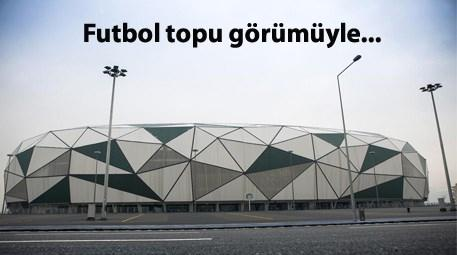 Torku Arena'nın ambiyansı hayran bıraktı