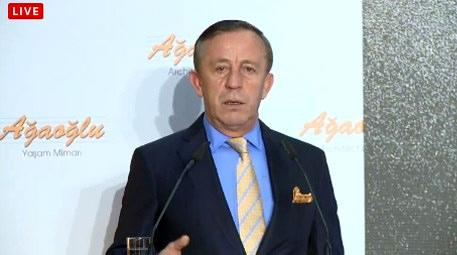 Ali Ağaoğlu haan rahvalı