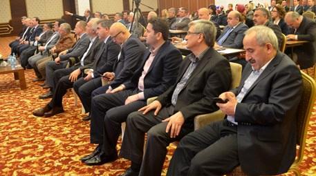 Sky Tower Oteli Belediye Başkanları Birliği toplantısı