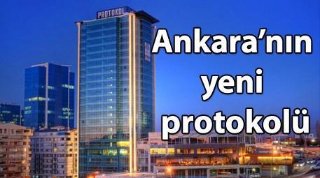 Protokol Ankara'da kiralamalar başladı!