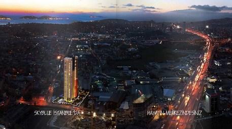 Güney'de oturmak için Sky Blue İstanbul'a taşının
