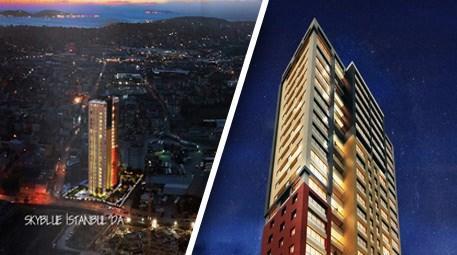 Güneyin yeni adı Sky Blue İstanbul oldu