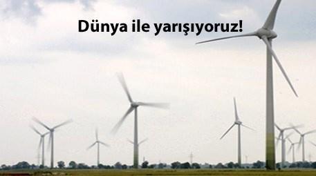 Türkiye, rüzgar enerjisi yatırımlarında ilk beşe girdi