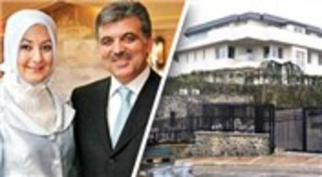 Abdullah ve Hayrünnisa Gül, HBM Villaları'nda oturacak!