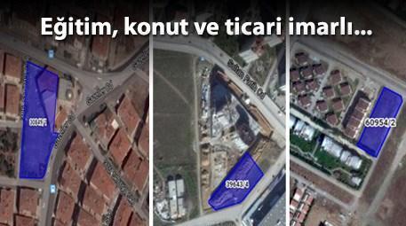 Ankara'da satılık arsalar,