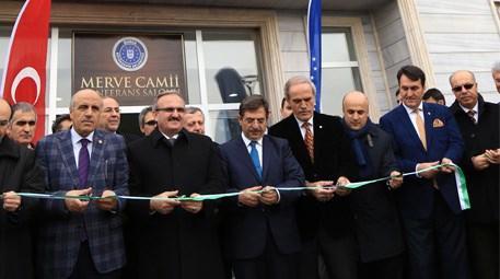 İdris Güllüce, Bursa'da cami açılışına katıldı!