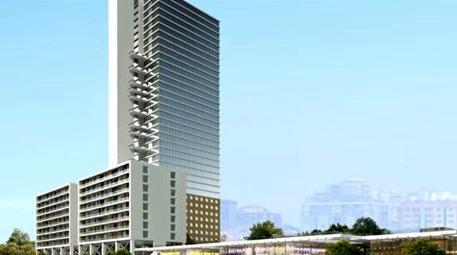 Büyük projelerin firması İnsay Yapı Ataşehir'i mesken tuttu