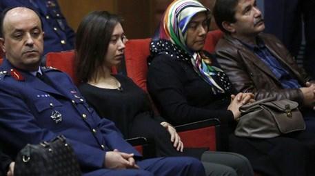 Kartal Vakfı'ndan şehit Nejdet Aydoğdu'nun eşine ev!