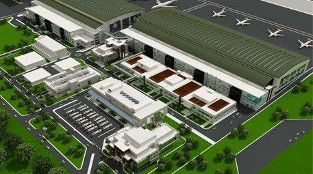 HABOM Tesisi 35 futbol sahası büyüklüğüyle çevrecilikte zirvede