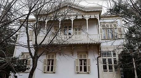 Yıldız Teknik Üniversitesi, şehzade köşklerini restore ediyor!