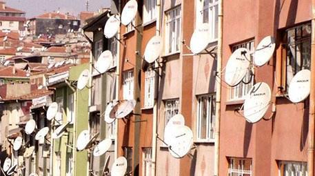 Çanak anten kirliliği