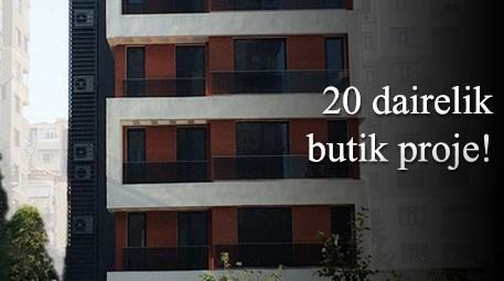 Nur Rezidans Göztepe'de hemen teslim daireler!