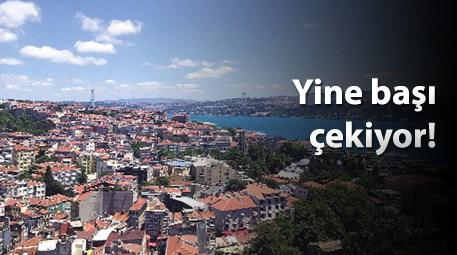 Kiralar en çok İstanbul'da yükseldi!