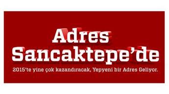 Dumankaya, Adres Sancaktepe için ön talep topluyor