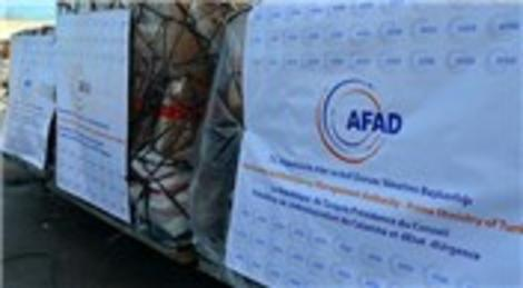 AFAD'ın 22 lojistik merkezi yarın açılıyor