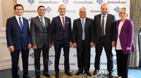 Dumankaya- Al Mazaya ortaklığı