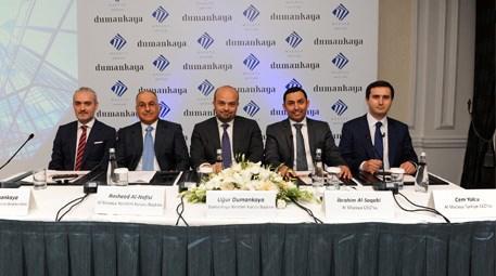 Dumankaya Al Mazaya ortaklık toplantısı