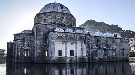 Osmanlı Camisi sular altında kaldı!