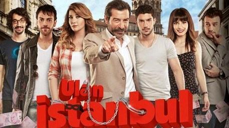 Ulan İstanbul dizisi işte bu semtlerde çekiliyor!