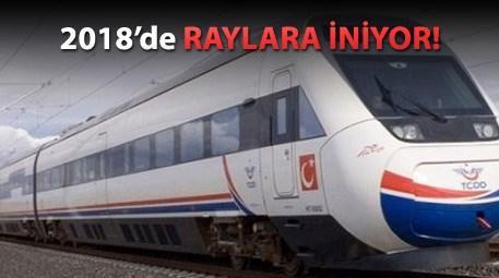 Ankara-Kayseri hızlı tren hatt