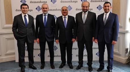 Ritim İstanbul, Dumankaya - Al Mazaya işbirliğinde yükseliyor!