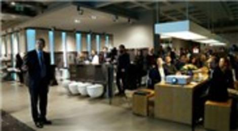 Kaleseramik'in teknoloji ve tasarım odaklı ürünleri UNICERA'da!