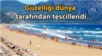 Gezgincilerin en beğendiği plajlardan biri Türkiye'de!